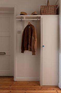 Dressing, Interior Decorating, Interior Design, Classic Interior, Corridor, Hallways, Scandinavian Style, Mudroom, Lighter