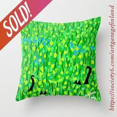 Sold!! :D ..thanks to the recent buyer of this cushion from my @society6 store! It features my painting 'Two Black Cats'.  Product Link: https://society6.com/product/two-black-cats_pillow#s6-1461176p26a18v126a25v193  ________________________    #sold #society6 #pillows #cushions #homedecor #comfy #cats #blackcats #twoblackcats #artist #pillow #furnitureaccessories #tails #catstails #two #catlover #catlovers #pets #pet #green #art #catdesign #dots #painting #artist #shareyoursociety6