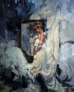 """Jasmine"" by Jeremy Mann"