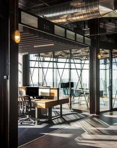 Winward HQ / Roy David Studio