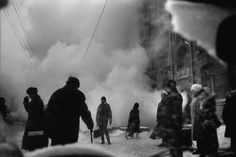 Gueorgui Pinkhassov  USSR. Moscow. 1991.