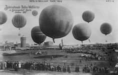 Balloon race 1908, but you all ready knew that.