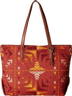 Lucky Brand Asha Top Zip Tote Bag Bright Multi One Size * You can find out more details at the link of the image.Note:It is affiliate link to Amazon.