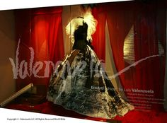 DESIGNER LUIS VALENZUELA: To Honor the Music / At the Kennedy Center - Washington DC 2010