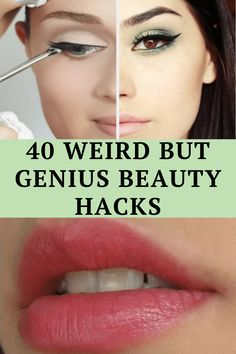 there are some amazing hacks that can make this often-drawn-out process easier. These hacks can help you more easily beautify your looks while simplifying your daily makeup ritual, often saving you valuable time in the process.