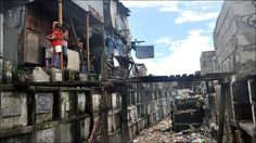People living on a cemetery in Manila, Philippines : UrbanHell