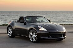 10 Sizzling Summer Road Trip Cars. Plan you're perfect summer now! #Nissan #370Z
