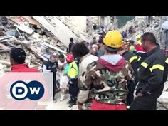 Italy: Rescue effort underway after quake | DW News