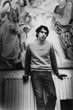 Derek Jarman, by Raymond Dean