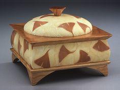 Persian Box: J.M. Syron: Wood & Polymer Box