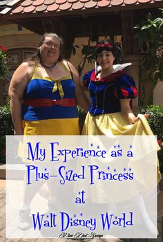 My experience being Plus Sized at Walt Disney World: ride comfort, walking, finding clothes, and general tips to enjoy your vacation.