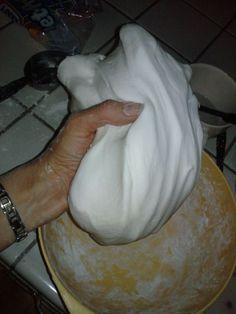 How to make Fondant! Recipe uses powdered sugar,  Crisco, &    marshmallows   2-4 T water