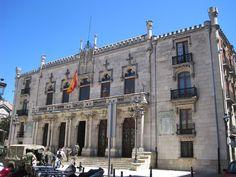 Burgos Palacio Capitanía Fachada