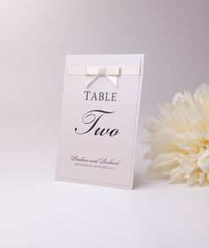 Wedding Table number/name #wedding #weddingplanner #weddingplanning #ribbon #bow #gettingmarried #handmade #weddingstationery #silverpaper