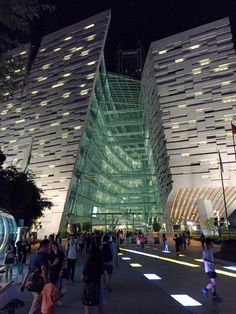 Guangzhou Library, Guangzhou, China — by Algirdas Sidiskis
