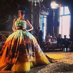 Dolce & Gabbana Alta Moda fall/winter 2013