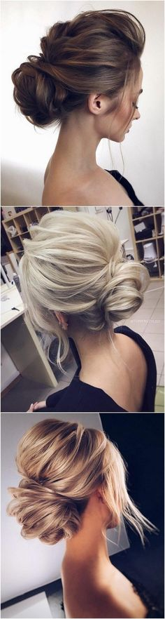 Love these messy buns