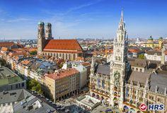 Sightseeing in #München. Fahrt in die bayrische Hauptstadt und besucht das Deutsche Museum, das Münchner Hofbräuhaus oder z.B. den Viktualienmarkt. Euer 4-Sterne #Hotel Am Moosfeld empfängt euch gerne in einem herzlichen Ambiente. Das DZ bekommt ihr zu zweit für nur 79€ inklusive Frühstück!