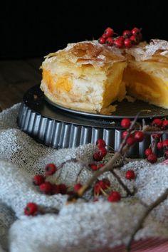 Galaktoboureko o pastel de leche griego - Greek custard pie