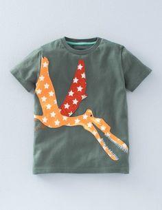 Big Appliqué T-shirt $29.50
