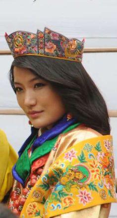 queen jetsun pema of Bhutan