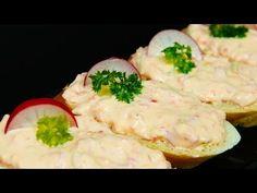 Dietní zeleninová pomazánka - videorecept - YouTube Risotto, Mashed Potatoes, Ethnic Recipes, Food, Youtube, Whipped Potatoes, Smash Potatoes, Essen, Meals