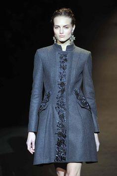 Milan Womenswear Fall/Winter 2013-2014 | Alberta Ferretti