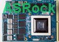 ASRock продемонстрировала первую системную плату с поддержкой MXM