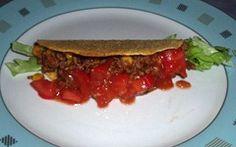 Test Knorr Wereldgerechten–Mexicaanse Taco's.