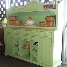 primitive buffet | 64 primitive country kitchen Buffets and Sideboards