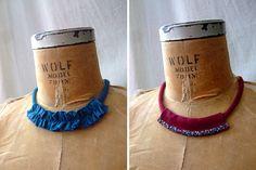 t-shirt necklaces