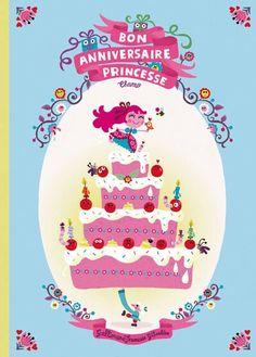 Joyeux Anniversaire Princesse 01 Elsa Brants Nykko Fetes Et