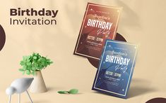 angeline Birthday Party - Invitation Birthday Invitations, Free Graphics, Youre Invited, Print Templates, Invitation Card Design, Invitation Cards, Text Color, Card Sizes, Fun