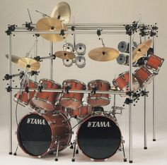 Tama drums cage