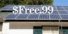 Cheap Ways to Get Solar Panels for Your House - Technology - GOOD