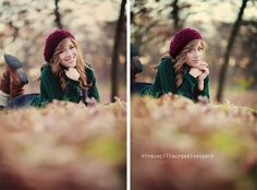 "I Like These ""Autumn"" Poses A Lot. #senior #photography #posing"