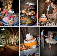 Melissa & Arnold: aire de carnaval - Blog de bodas de Una Boda Original