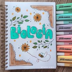 Doodle Art Creative – Trend Art ideas on World Bullet Journal School, Bullet Journal Cover Ideas, Bullet Journal Banner, Bullet Journal Writing, Bullet Journal Notes, Bullet Journal Inspiration, Notebook Art, Pretty Notes, Lettering Tutorial