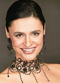Edita Adlerová is a Czech classical mezzo-soprano who has been active in operas, concerts, and recitals since the early 1990s. She is the recipient of the Czech Music Fund Award.