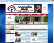 Emlak sitesi tasarımı