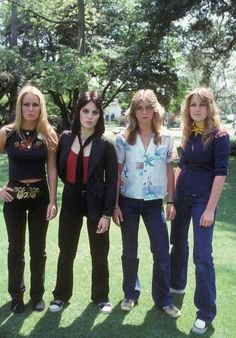 Joan Jett And The Runaways – File Photos