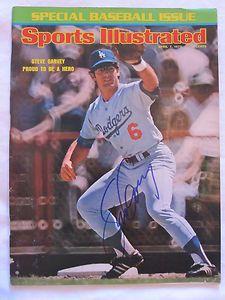 SI Cover Steve Garvey Dodgers Fan, Dodgers Baseball, Baseball Players, Baseball Cards, Steve Garvey, Si Cover, Dodger Blue, San Diego Padres, Sports Stars