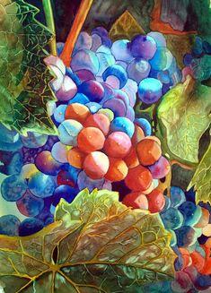 GERALD CARPENTER    Watercolor
