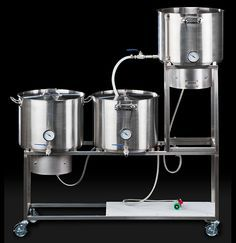The Beer Brewing Book is The Definitive Guide To Home Brewing Beer.  http://thebeerbrewingbook.com/