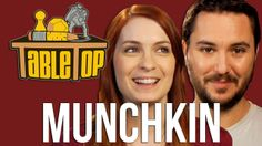 I just adore Wil Wheaton's online series, Table Top. It's surprising how much fun it is to watch other people play board games - but part of it is probably that all of my favorite geeks join in.