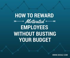 You most likely have team members who are very motivated and perform well on your dental team. And of course, these individuals need to be rewarded. Here's the thing, you might think rewards need t...