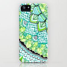Sharpie Doodle 3 iPhone & iPod Case by Kayla Gordon - $35.00