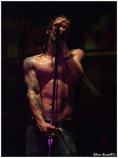 Myles Kennedy~ the man, the voice, the guitarist, the songwriter, the talent.
