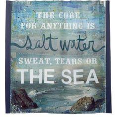 #personalize - #vintage print sailor shower curtain