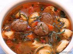 A Must Try Meatball Tortellini Soup
